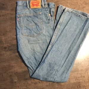 Levi Strauss and co jeans
